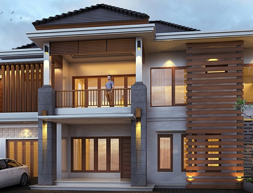 Definisi Arsitektur Tropis