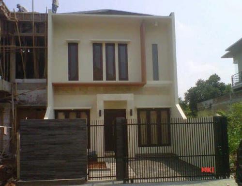 AV house Cinere Tangerang Selatan
