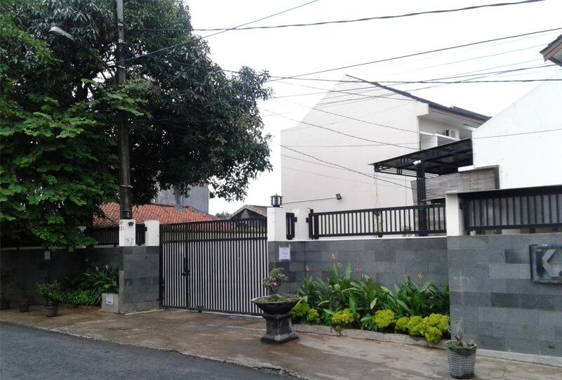 kj residence lubang buaya - 4
